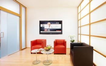 Erstklassig ausgestattete Büros mieten in Schwabing an der Leopoldstraße
