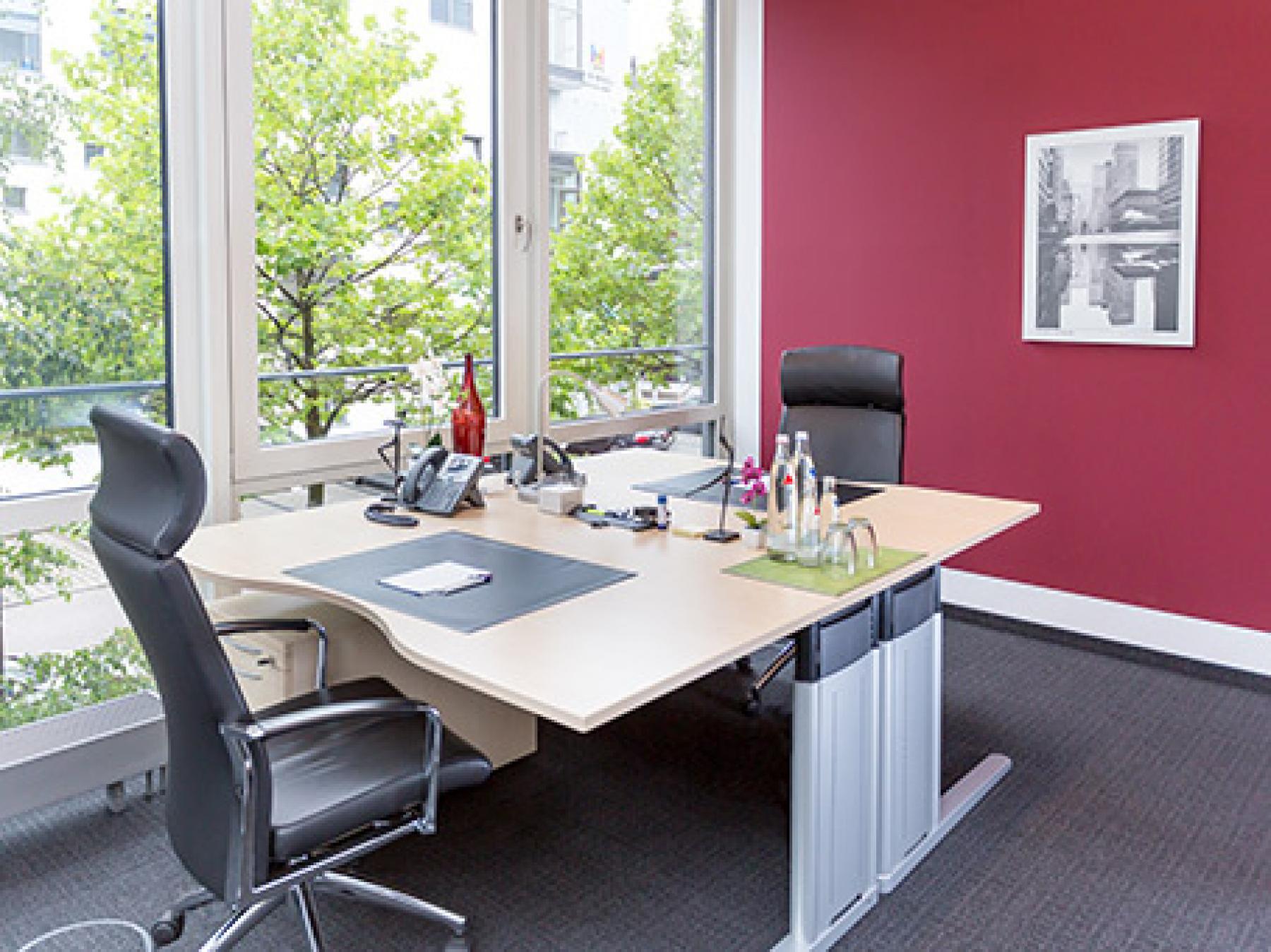 Modernes Büro mieten in München-Schwabing