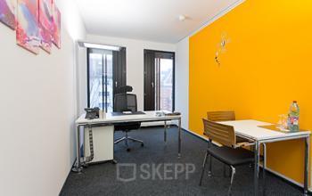 Modernes Büro mieten an der Leopoldstraße in München