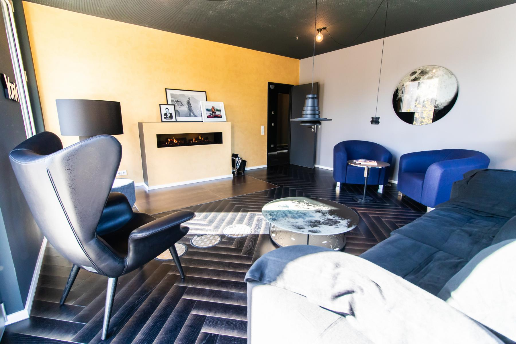 Comfortable Business Lounge in Munich Schwabing
