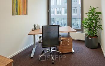 Modernes Büro mieten in München-Sendling an der Theresienhöhe