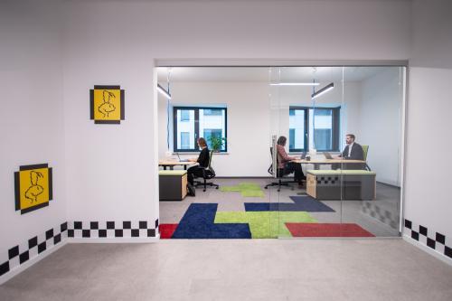 Büro mieten Friedrich-Ebert-Straße 33, Mühlheim (4)