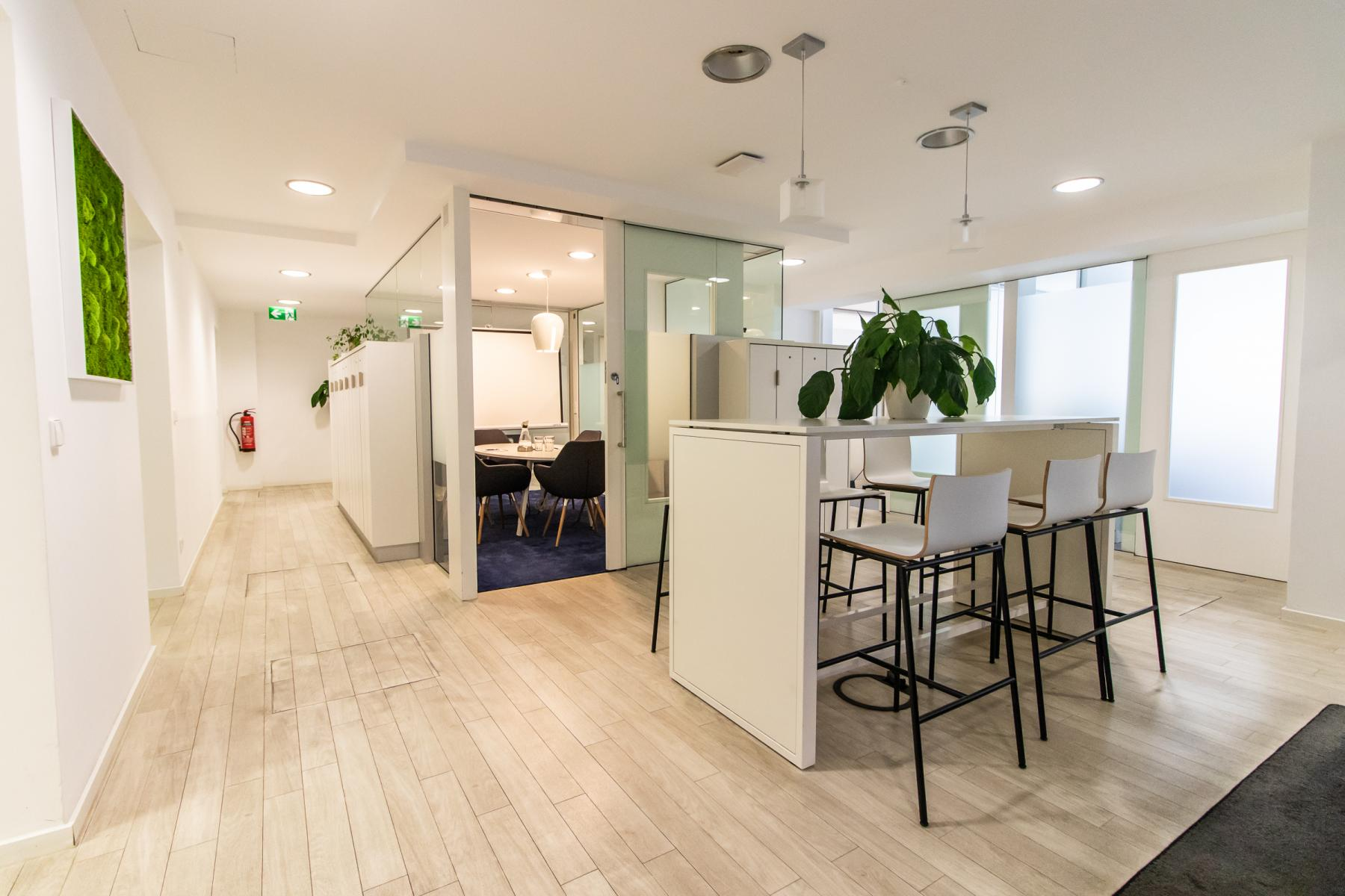 flexible working space for rent in Munich Altstadt