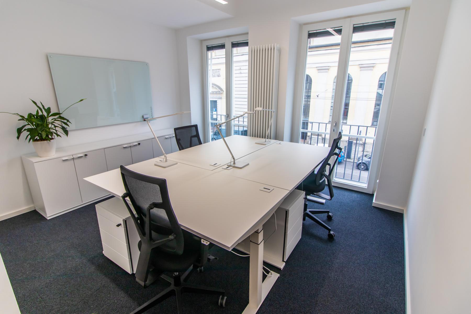 Ausgezeichnetes Büro mieten in der Pacellistraße in München