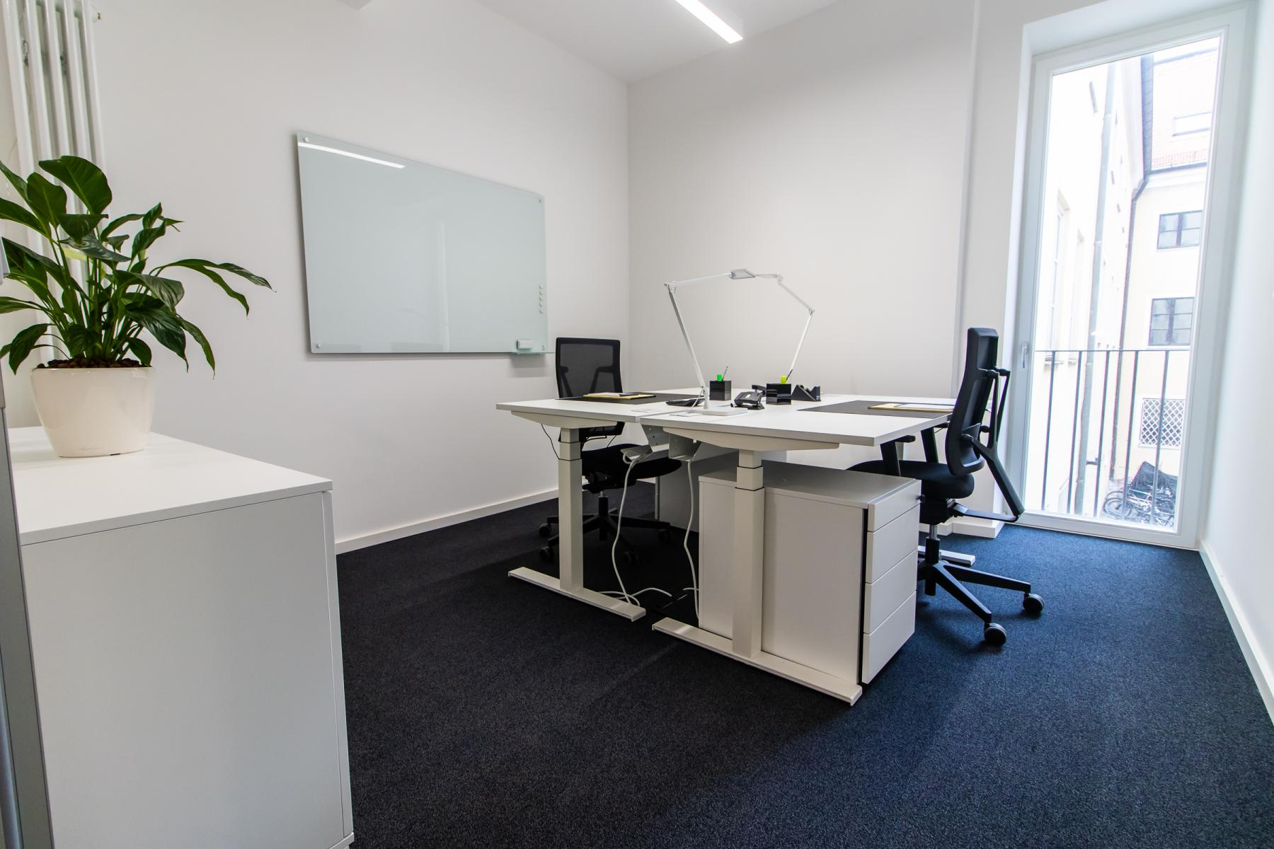 Stilvolles Büro zur Miete in München, Pacellistraße