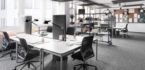 Großzügige Büroflächen in München Bogenhausen