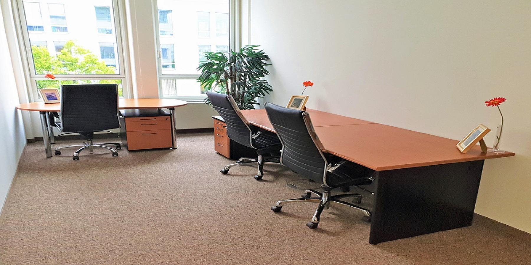 Büro mieten Landshuter Allee 8-10, München (2)
