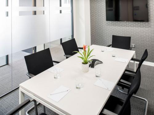 Großer Konferenzraum des Business Centers in München Nord
