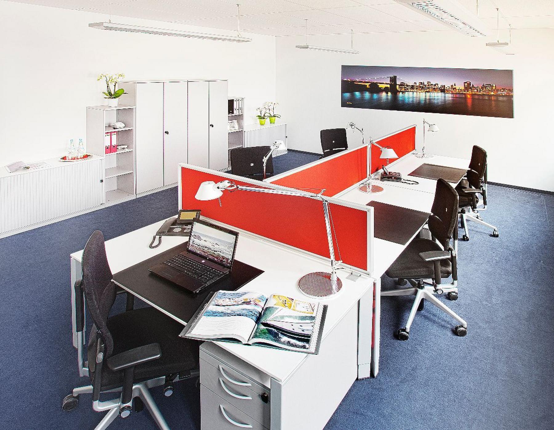 Erstklassige Büroflächen mit angenehmer Arbeitsatmosphäre in München Riem mieten