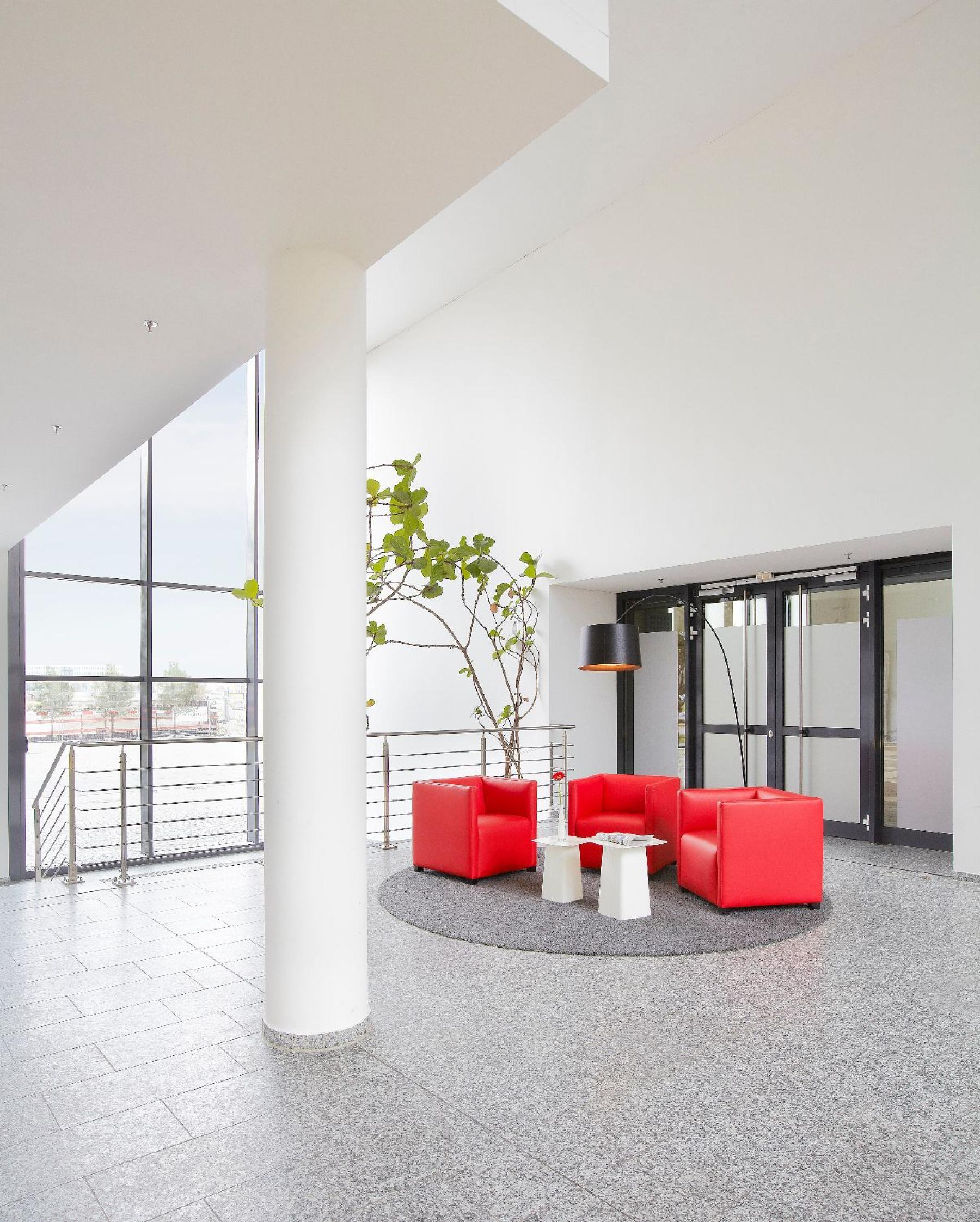Hochwertige Büroimmobilien mieten in München Riem am Konrad-Zuse-Platz