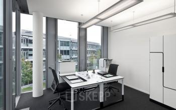 Moderner Büroraum für 2 Personen und toller Aussicht