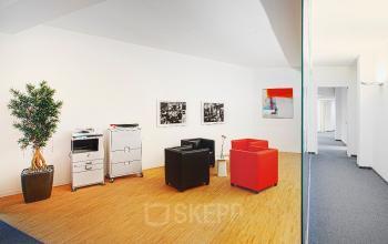 Büroflächen mieten in München Sendling zu attraktiven Mietpreisen