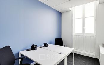 Cet espace de bureau pourra contribuer à faire accroître votre entreprise à la rue de Dunkerque
