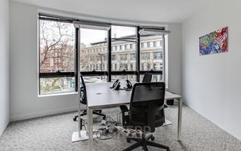 Espace de bureau avec vue au Boulevard Victor
