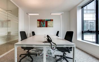 Excellent espace de bureau pour travailler avec votre équipe au Boulevard Victor