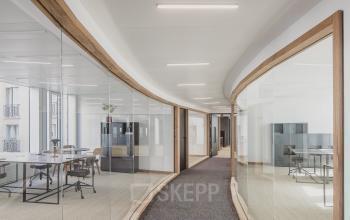 Venez faire un tour pour découvrir nos bureaux privatifs à l'avenue Malakoff