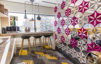 Un espace de détente dans notre centre d'affaires dans la Rue Saint Fiacre