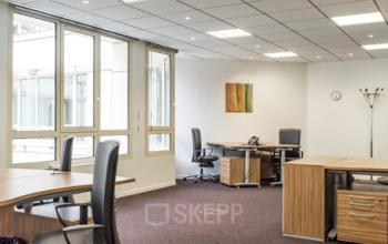 Espace de bureau spacieux pour travailler en confort à la rue du Quatre-Septembre