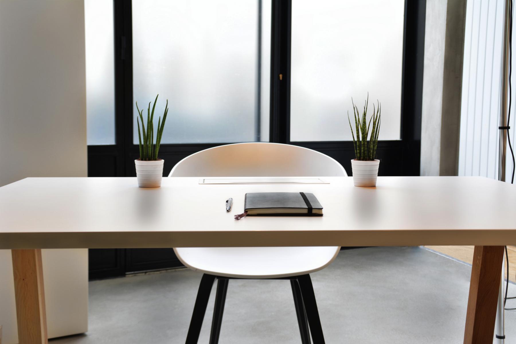 Ce bureau privatif vous offre tout le confort pour accomplir vos missions dans la rue Saint Denis