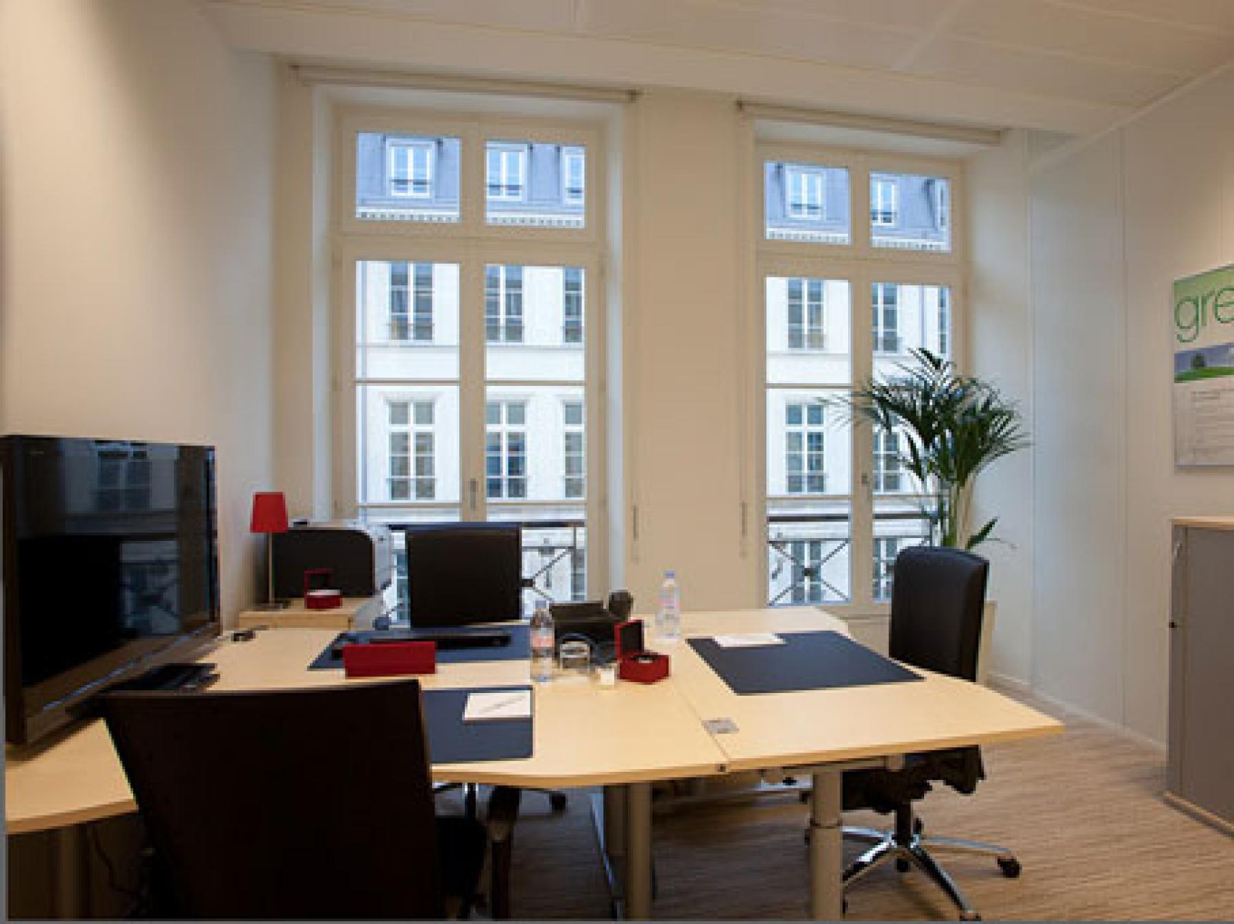 Bureaux partagés confortables dans la Rue de Grenelle