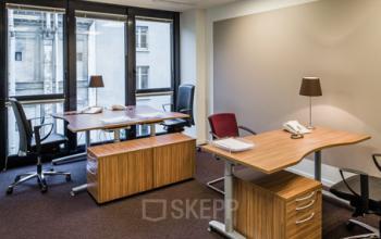 Espace de bureau pour travailler en équipe à la rue du Faubourg-Saint-Honoré