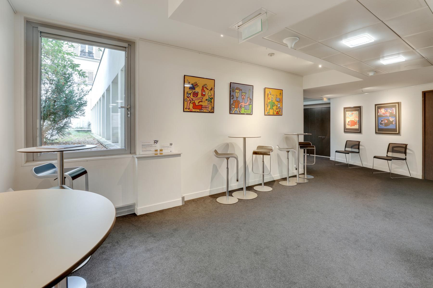 Location bureau Rue Quentin-Bauchart 20, Paris (13)