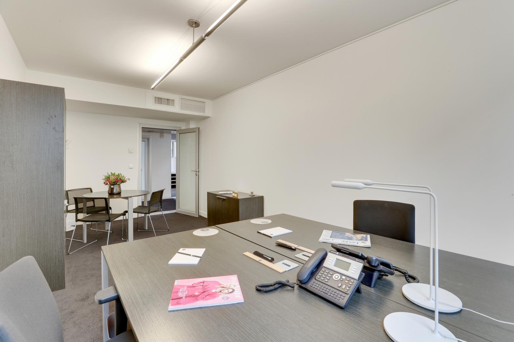 Location bureau Rue Quentin-Bauchart 20, Paris (9)