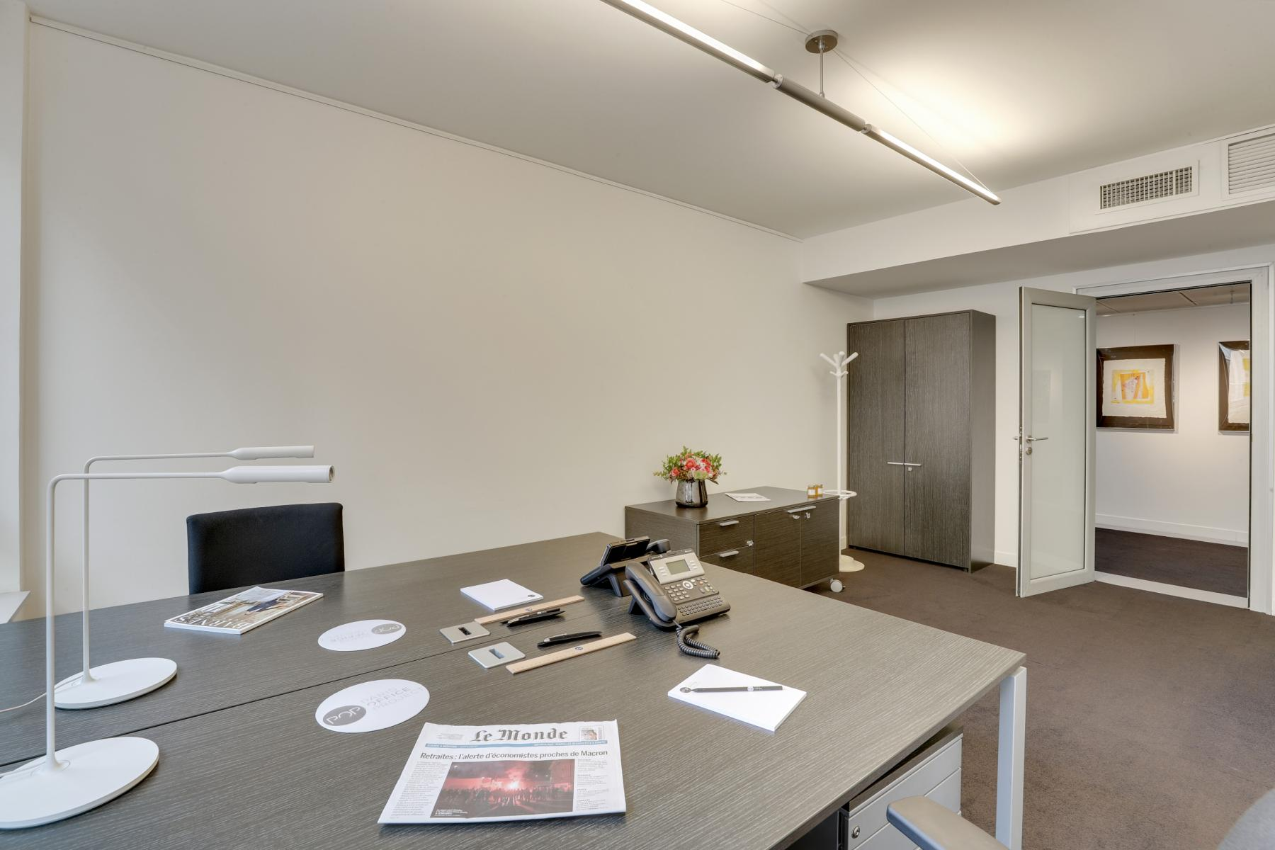 Location bureau Rue Quentin-Bauchart 20, Paris (8)