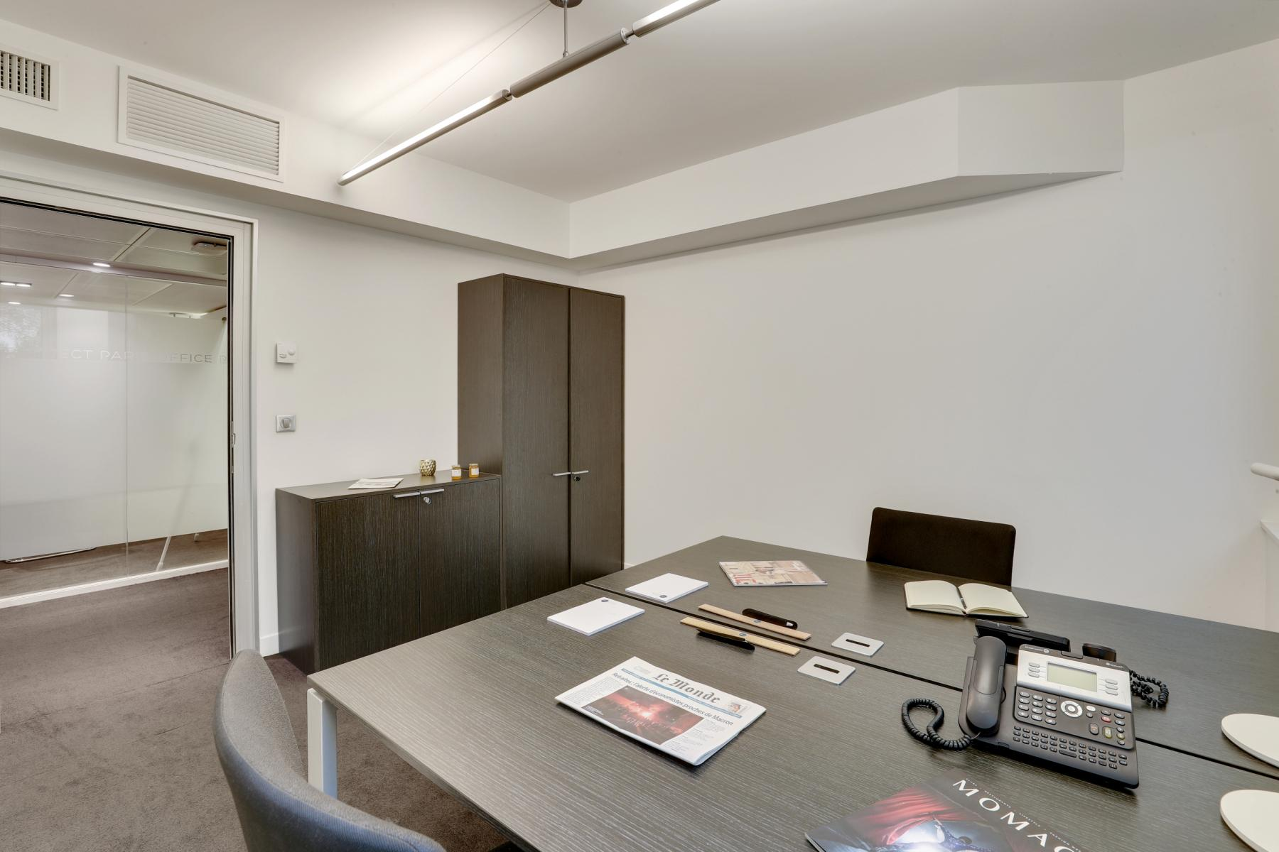 Location bureau Rue Quentin-Bauchart 20, Paris (3)