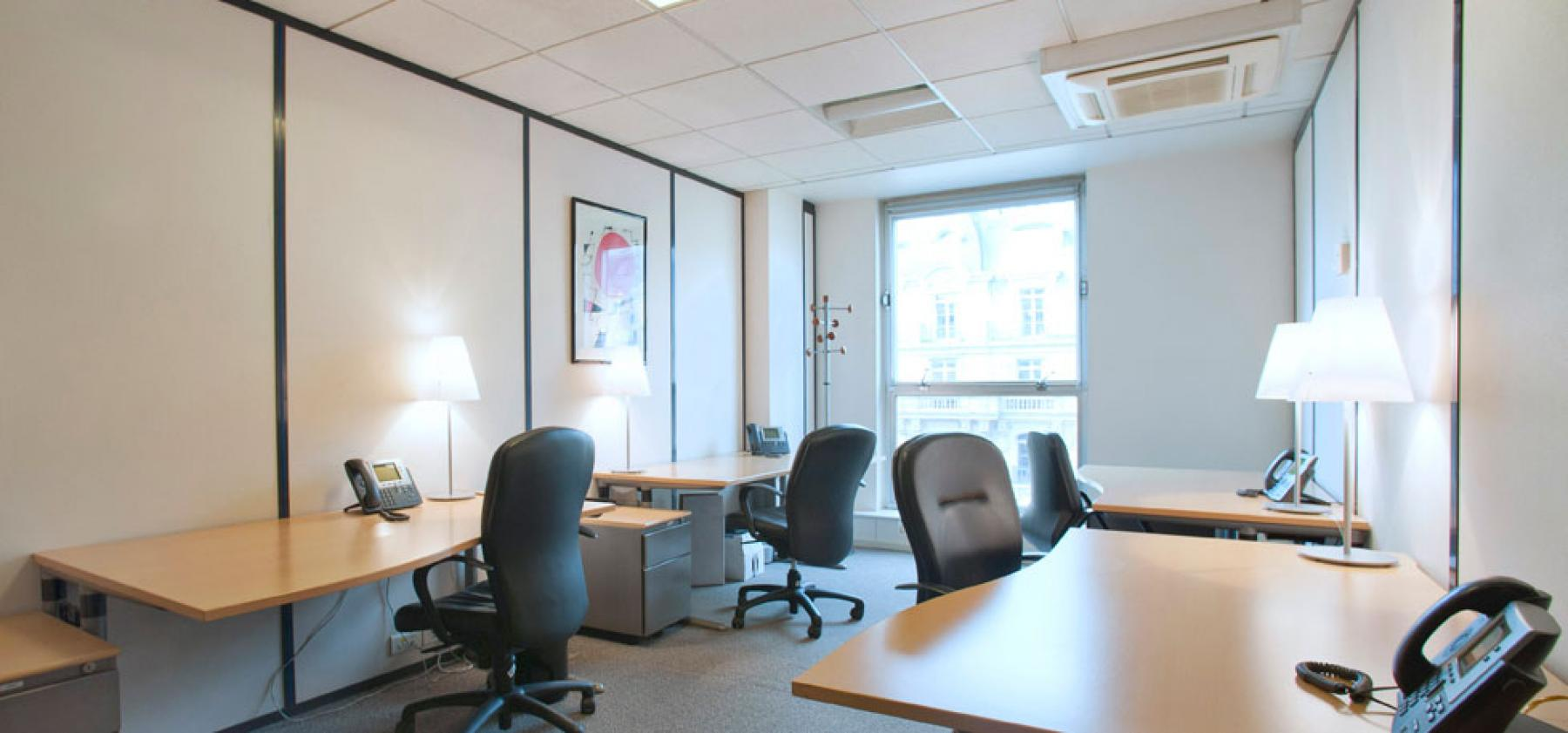 Location bureau Avenue Montaigne 42, Paris (2)