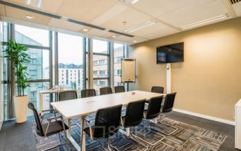 Salle de réunion entièrement équipée pour tous vos événements professionnels dans la Rue de Cambrai