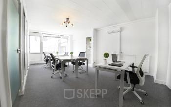 Ces bureaux offrent un espace pour accueillir tous vos employés dans la rue de la Clef