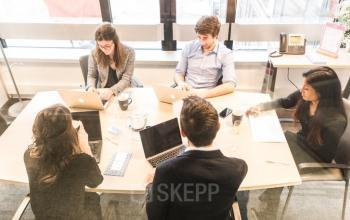 Développer l'esprit d'équipe et renforcer la cohésion en louant nos bureaux à l'avenue Victor Hugo