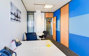 Nos bureaux sont décorés avec soin dans la rue de la Haye