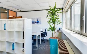 Venez travailler en toute sérénité dans nos bureaux disponibles en location dans la rue de la Haye