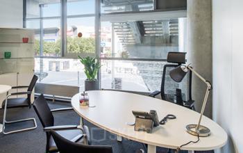 Cet espace privatif est l'endroit idéal pour travailler en toute sérénité au stade de France