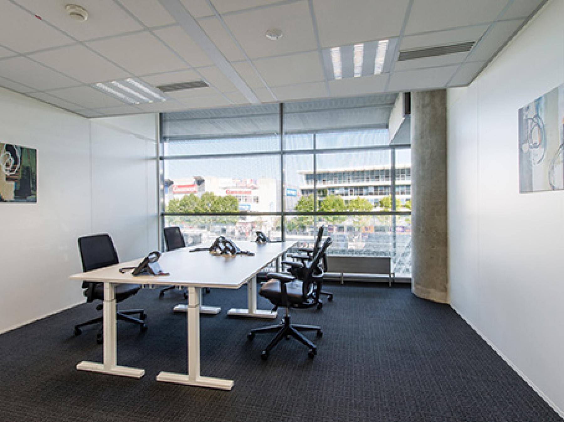 Nos bureaux offre suffisamment de place pour vous et vos employés au stade de France