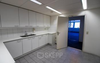 Large pantry space Treubstraat