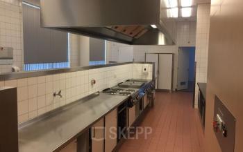 keuken lunch catering kantoorpand Roermond