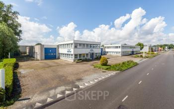 green environment office building roosendaal