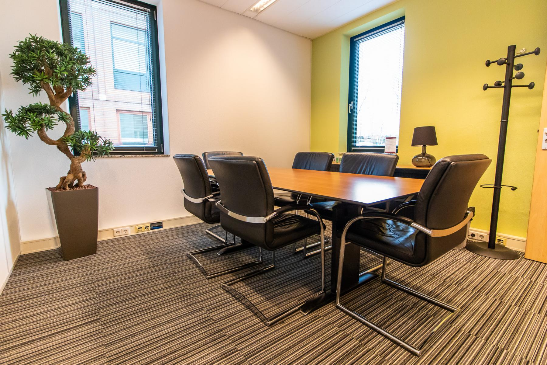 Meeting rooms available to all