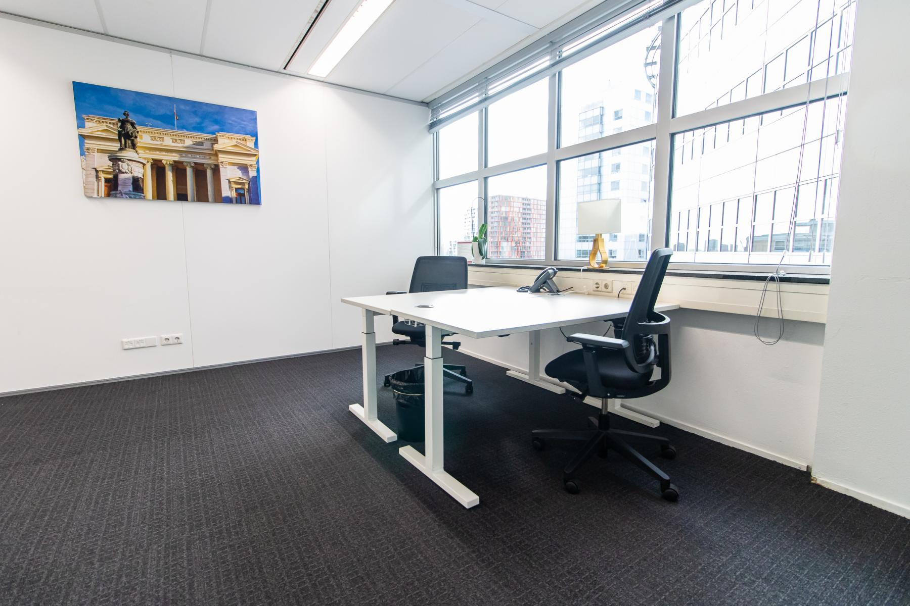 several offices available