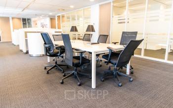 Flex desks