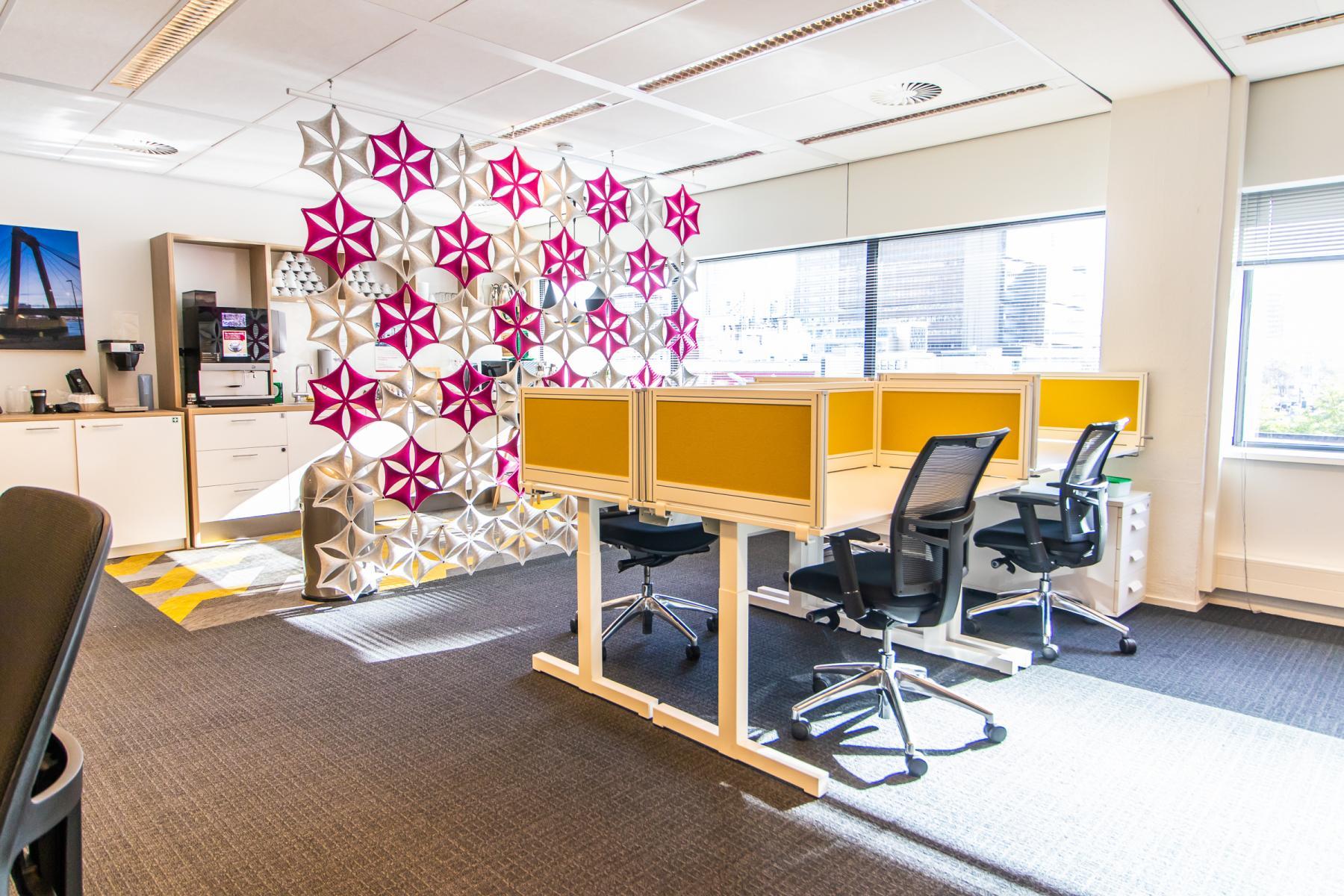 Creative work environment