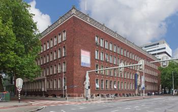 kantoorruimte huren Rotterdam Schiekade met parkeerruimte