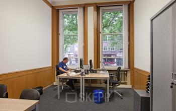 goed bereikbare kantoorruimte huren Rotterdam Schiekade