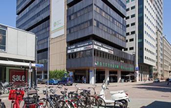 bereikbaar kantoor huren in centrum rotterdam