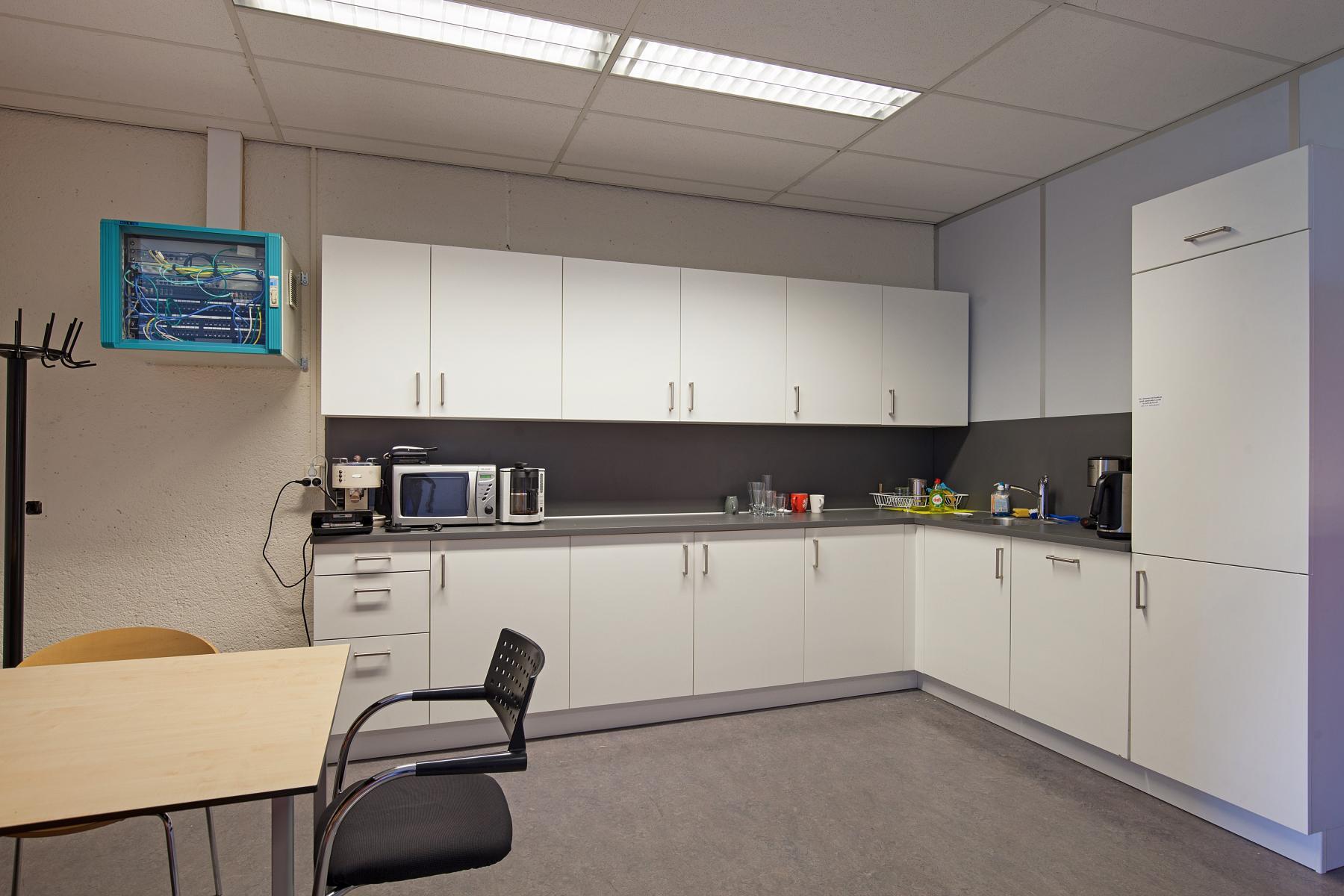 kantoorkamer huren in centrum rotterdam met keuken