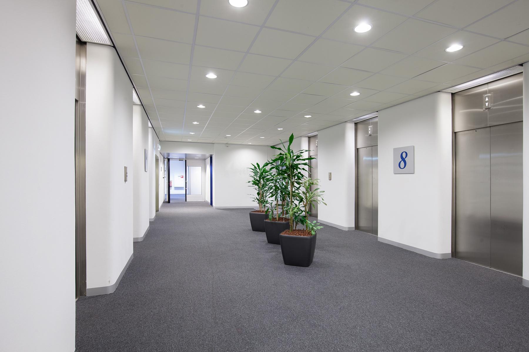 kantoorunits huren in centrum rotterdam met lift