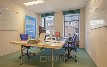 gemeubileerde kantoorkamer huren in centum van rotterdam